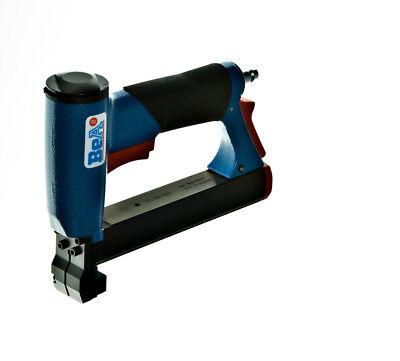 Bea 9225-553f Pneumatic 18 Gauge 516 Crown Flare Stapler For Foam Bedding