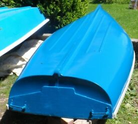 Rowing Boat Dinghy Tender , great for Fishing on fun on water