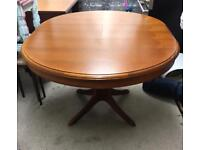 Stag Table and 4 Chairs