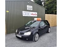 2006 VOLKSWAGEN GOLF 2.0 GT TDI, DSG, AUTOMATIC,FULL LEATER INTERIOR,FULL SERVICE HISTORY,TWO OWNERS