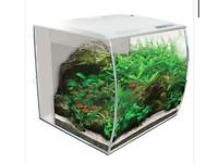 Fluval Flex 57l Fish Tank White
