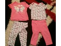 6-9 sleepsuits & vests