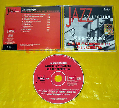 CD - JAZZ COLLECTION Johnny Hodges with Billy Strayhorn and the Orchestra (Johnny Hodges With Billy Strayhorn And The Orchestra)