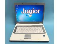 Advent Quick Laptop, 160GB, 2GB Ram, Windows 7, DVD Drive, Microsoft office, Very Good Cond