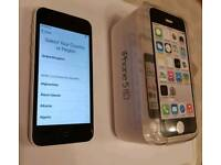 IPhone 5C in white on Vodafone. Excellent condition.