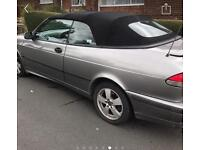 SAAB 93 CONVERTIBLE 51 REG FULL MOT GOOD CONDITION LOW PRICE FOR QUICK SALE
