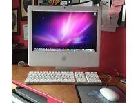 20 inch iMac intel Core 2 Duo