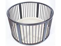 Large Wood Playpen
