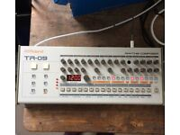 Roland Boutique TR09 Rhythm Composer Drum Machine - Fully Boxed with Manuals and USB Cable