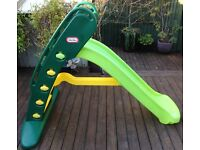 Little Tikes Giant Easy Store Evergreen Slide - less than half RRP and very good condition