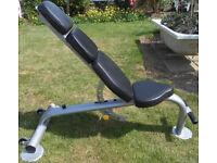Escape Fitness Octagon Adjustable Incline / Decline Bench