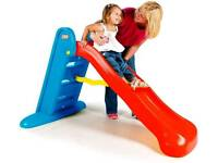 Little tikes Easy storage large slide NEW