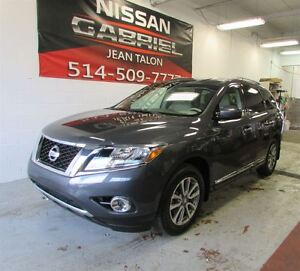 2013 Nissan Pathfinder SV 4WD ONE OWNER/ACCIDENT FREE/8TIRES/BLU