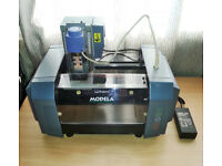 Roland Modela MDX-15 3D Milling Machine Router Engraver Engraving Machine