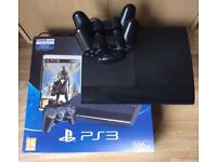 PS3 with games bundle