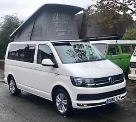 Volkswagen Transporter Camper T6