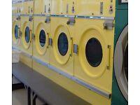 Launderette Maintenance Person