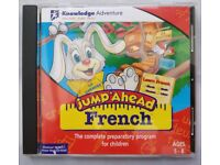 Jump Ahead: French - Ages 5-8 (PC: Windows) CD-ROM