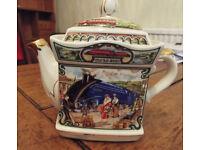 James Sadler - Steam Train Journeys Collector's Teapot