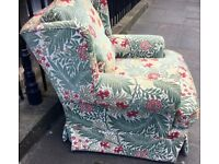 Sofa & Matching Armchair