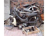 """Classic"" Honda PC50 Moped - Spares ""Job Lot"""