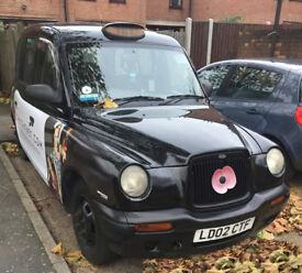 London Black Cab - TX2 (2002), Genuine Low Mileage, Good Runner, Years MOT