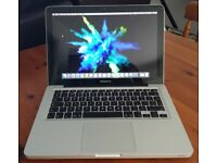 Cheap MacBook Pro laptop computer full working condition