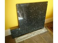 Granite worktop offcut