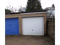 Secure garage, Close to Hove Station, ideal for commuters.