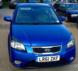 2011 Kia Rio Full Service History Low Mileage 2 Previous Keepers - Lady Owner