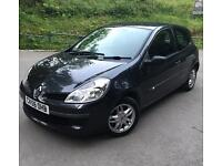 Renault Clio 1.5 Dci full service history