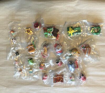DISNEY TSUM TSUM 2016 Advent Calendar (All Pieces) NEW in Plastic bags (No Box)