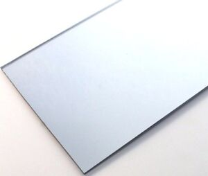 GLISTENING CLASSIC SILVER MIRRORS MIRROR Stained Glass SHEET or Mosaic Tiles