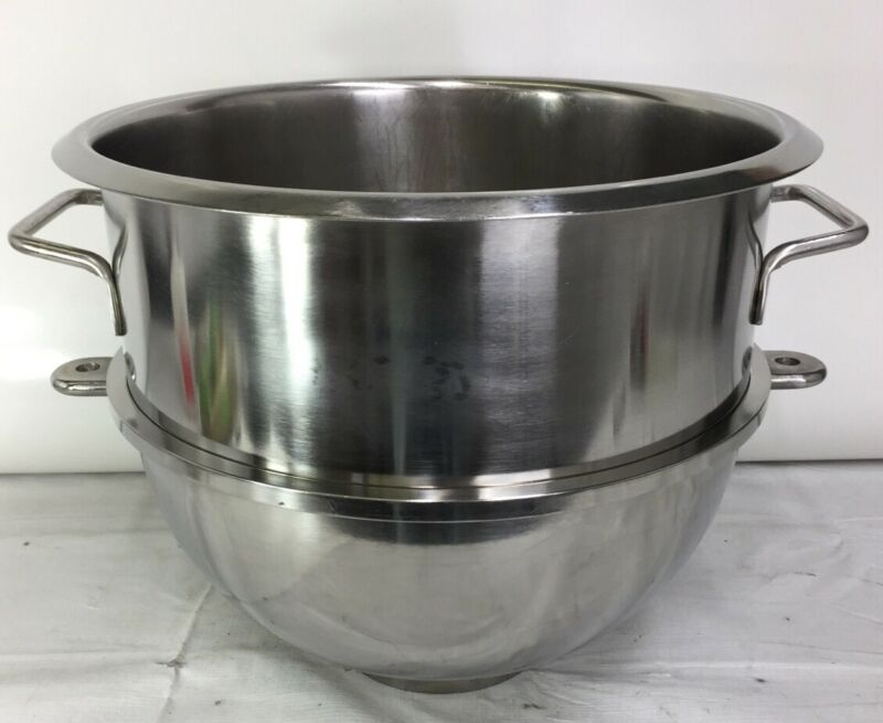Globe XXBOWL-30 Quart Stainless Steel Mixing Bowl SP30 Mixer 30032