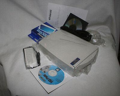 Clásico Raro Polaroid 102389 Digital Fotográfico Puerto Paralelo Foto Impresora