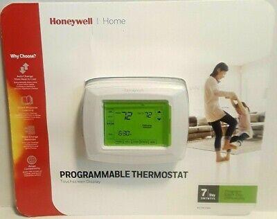 Neu Honeywell Haus 7 Day Programmierbar Thermostat mit Touchscreen Display