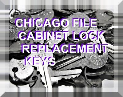 Chicago Lock Chicago File Cabinet Lock Keys For Chicago And Compx Locks