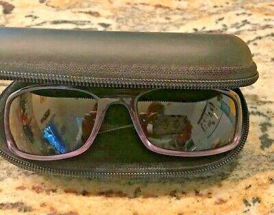 Bucci Made In Italy Purple 48000 Model 07 Wrap Around (Bucci Sunglasses)