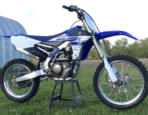 2016 yz250F PERFECT!!