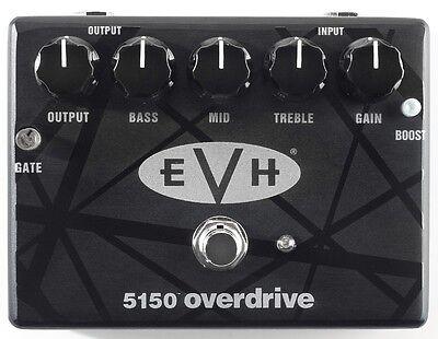 - MXR Dunlop EVH 5150 Overdrive Guitar Effects Pedal Eddie Van Halen ( B STOCK )