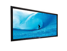 """Grandview LF-PA120 Fixed-Frame Prestige Series 120"""" Perforated Projector Screen"""