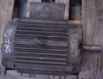 U.s. Electrical 10hp 230460v 3-phase 1740rpm Electric Ac Motor