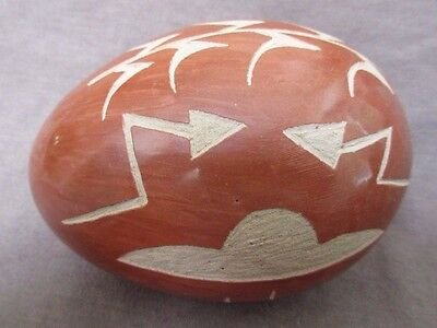 Native American Jemez Incised Pottery by Linda Yepa P0013