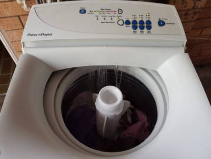 5.5kg Fisher and Paykel top load washing machine
