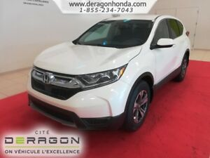 2019 Honda CR-V LX 4 ROUES MOTRICES 1.5L TURBO 190 CH LX 4 WHEEL