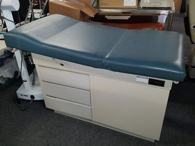 Midmark 104 Exam Tables With New Upholstery - Pick A Color - 12 Units Available