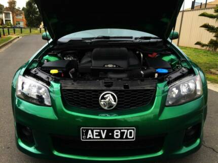 2011 Holden Commodore Ute Sv6 Series 2 Greenvale Hume Area Preview