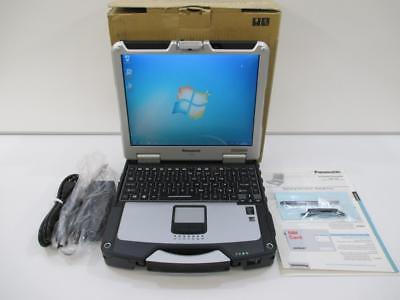 """Panasonic CF-3113-00KM Toughbook i5-5300U 2.3GHz 8GB 256GB SSD 13.1"""" Touch W7P"""