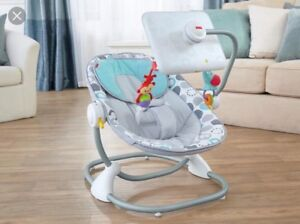Fisher price baby chair iPad holder