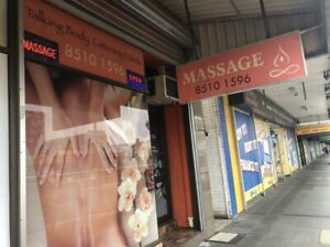 Massage Business on Great Location For Sale